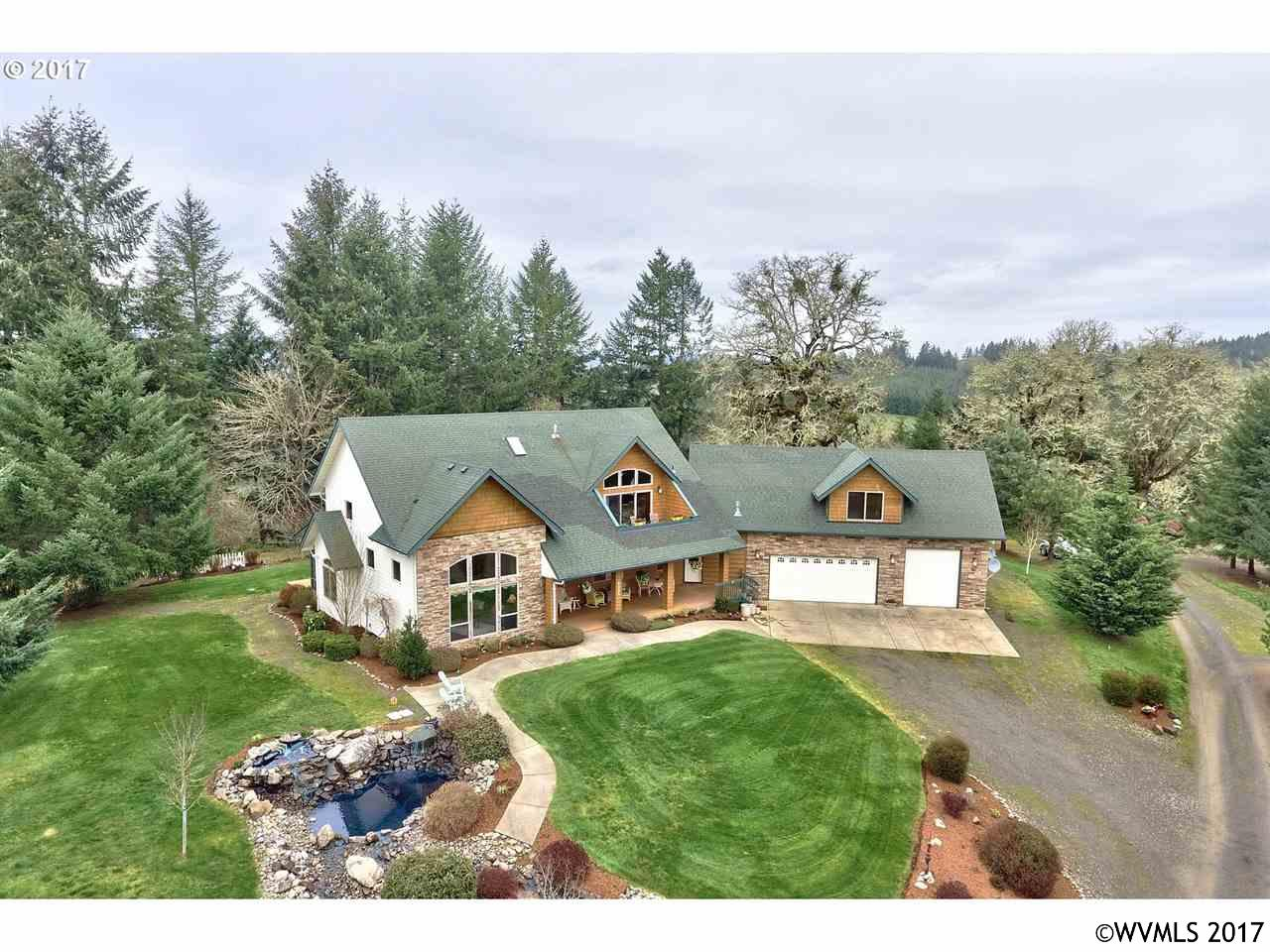 Photo of 6025  Fern Hill Rd  Monmouth  OR