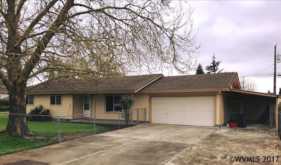 Photo of 980  6th St  Gervais  OR