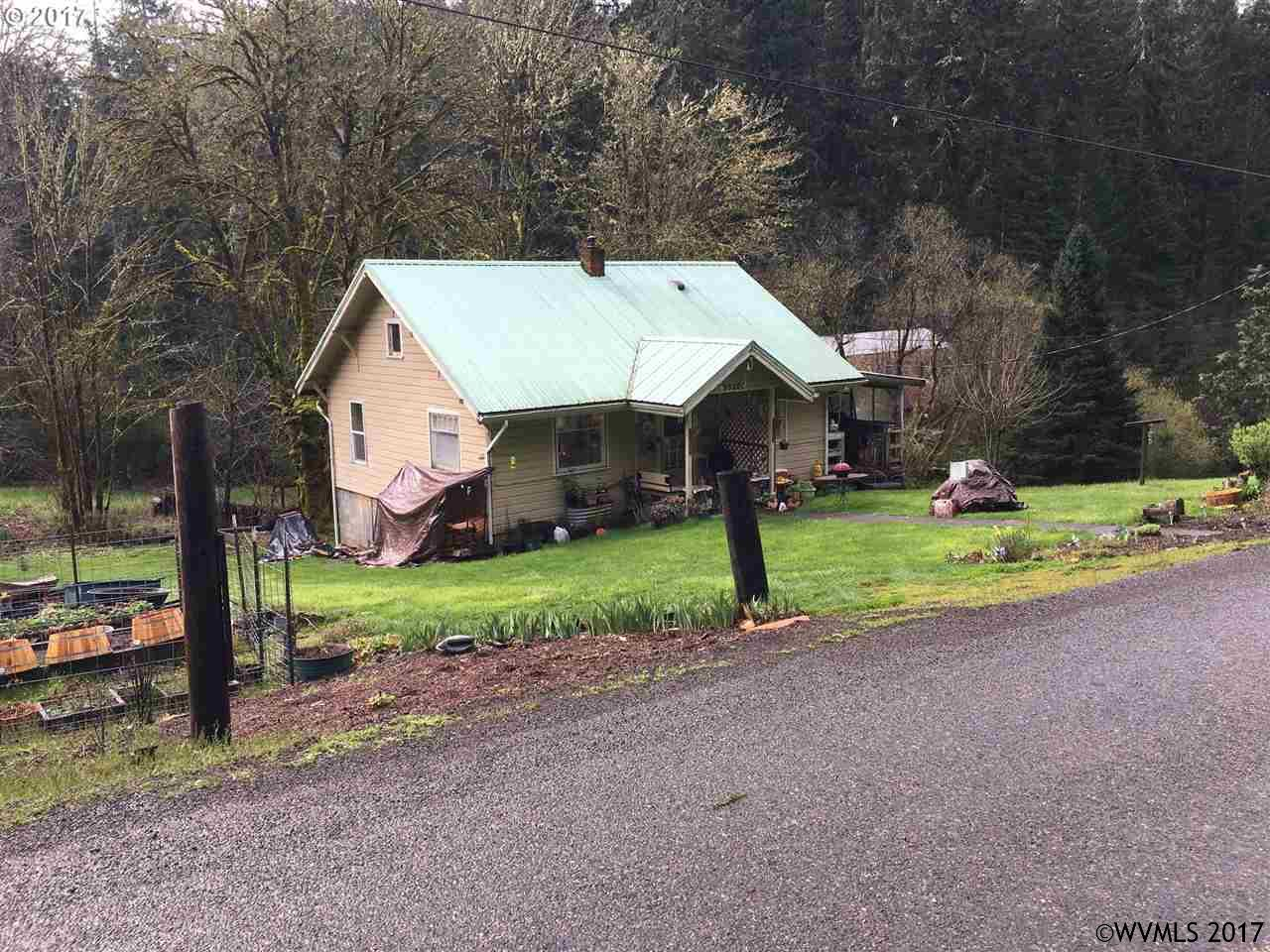 Photo of 35201 SW Buck Hollow Rd  Sheridan  OR