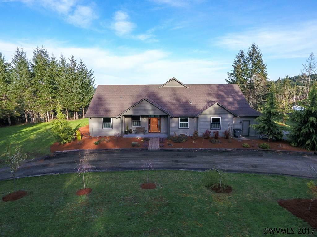 Photo of 41745 SW Fort Hill Rd  Willamina  OR