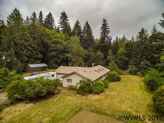 Photo of 96470  Lobster Creek Rd  Alsea  OR