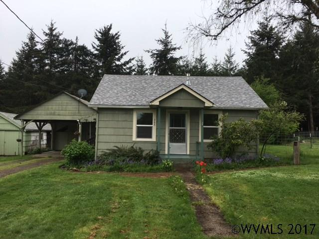 Photo of 365 SW Hill Dr  Willamina  OR