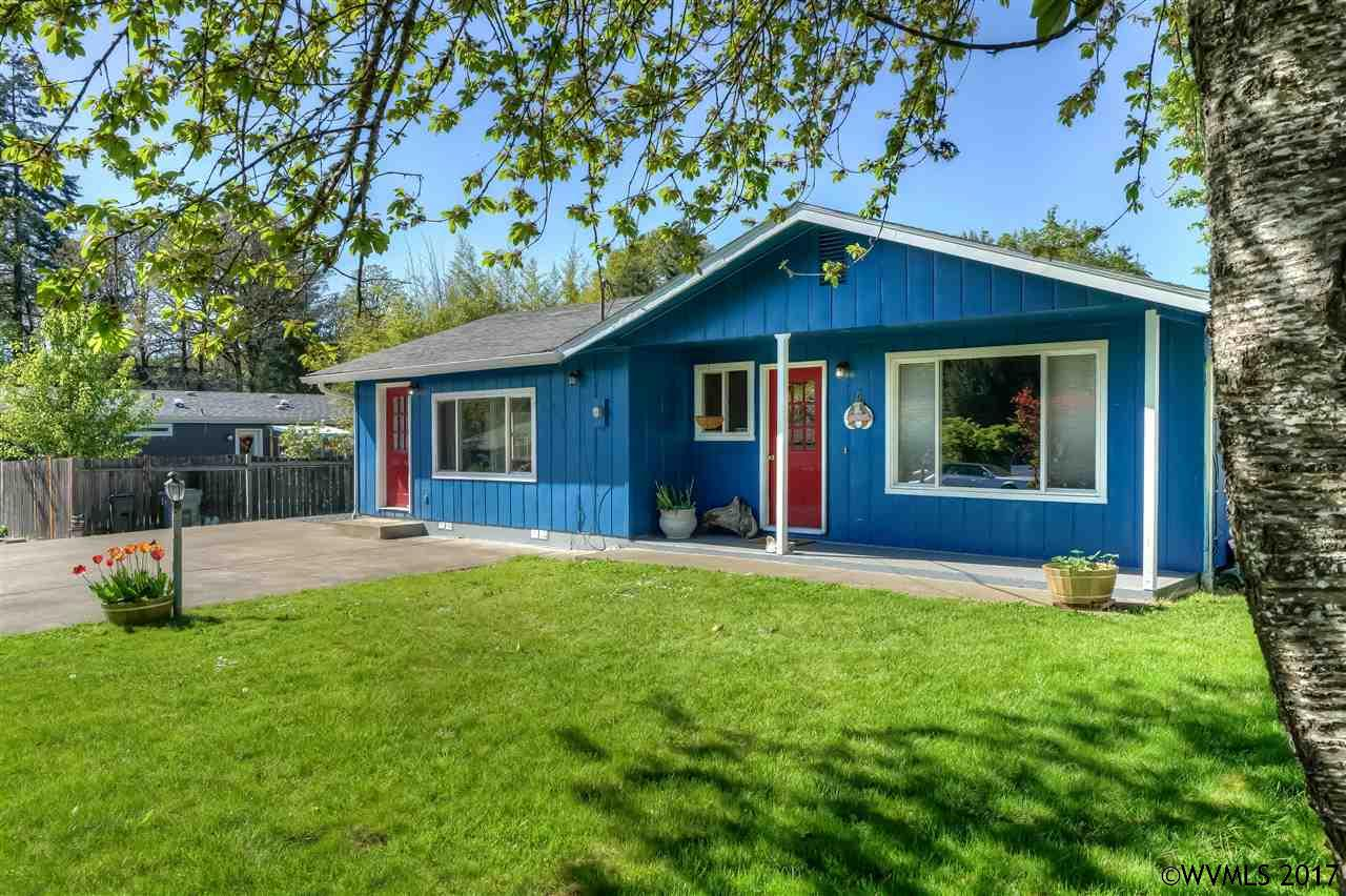 Photo of 645  College St  Philomath  OR