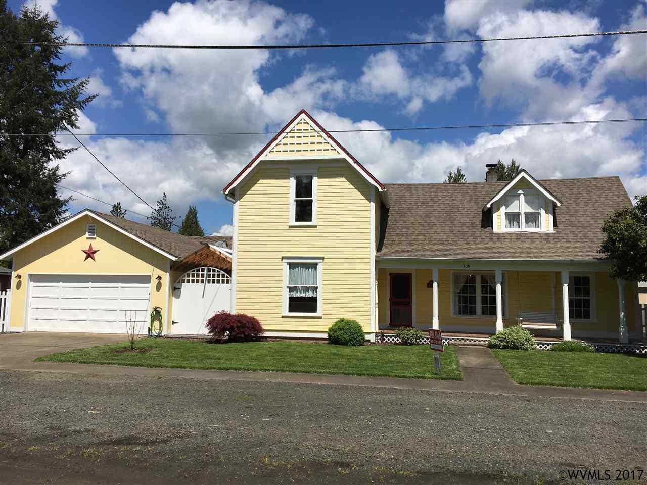 Photo of 305 E Washington Av  Brownsville  OR