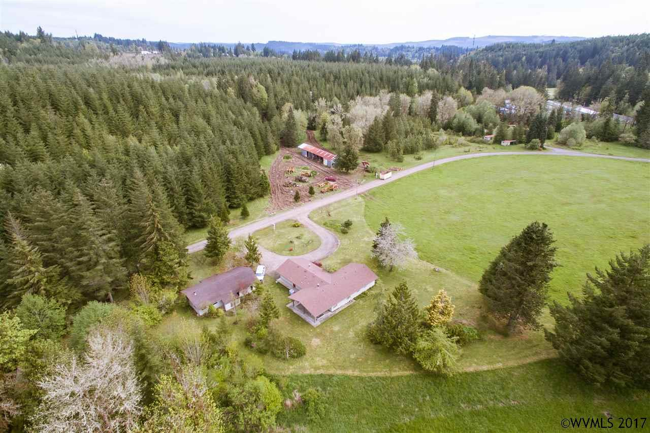 Photo of 17604  Sheely Creek Rd  Vernonia  OR