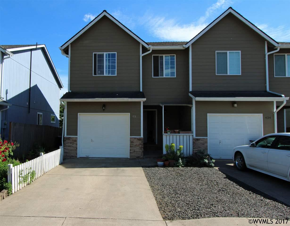 Photo of 436  College St  Philomath  OR