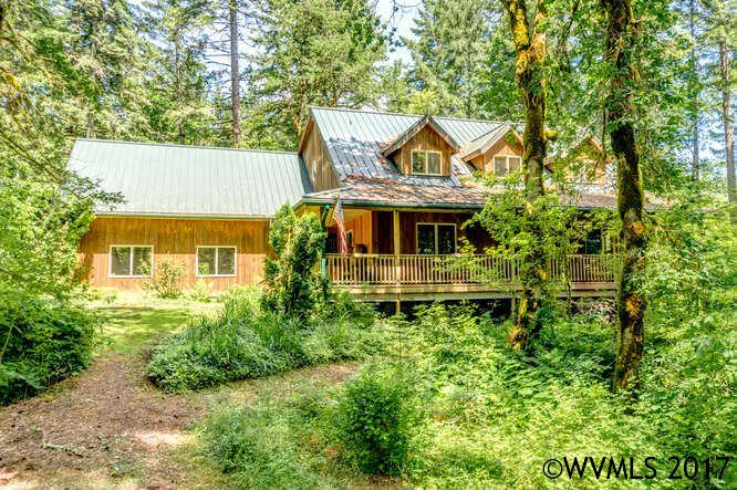 Photo of 41114 SW Fort Hill Rd  Willamina  OR