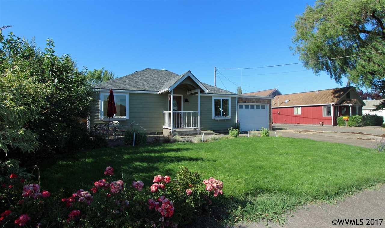 Photo of 1517  College St  Philomath  OR