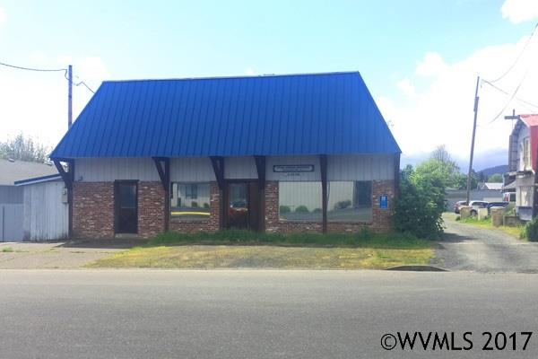 Photo of 138 S 12th St  Philomath  OR
