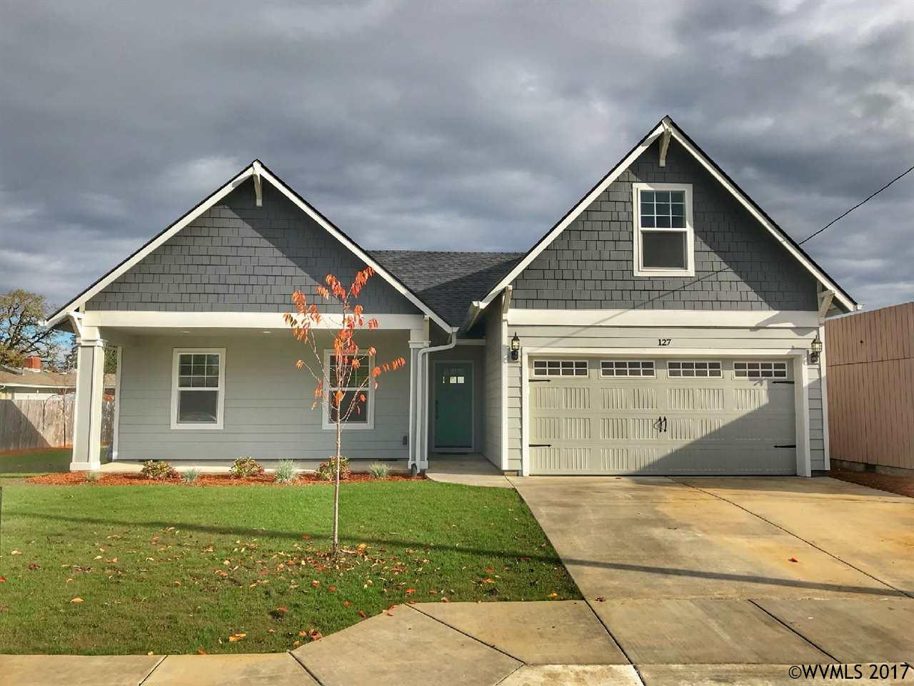 Photo of 127 N 18th St  Philomath  OR