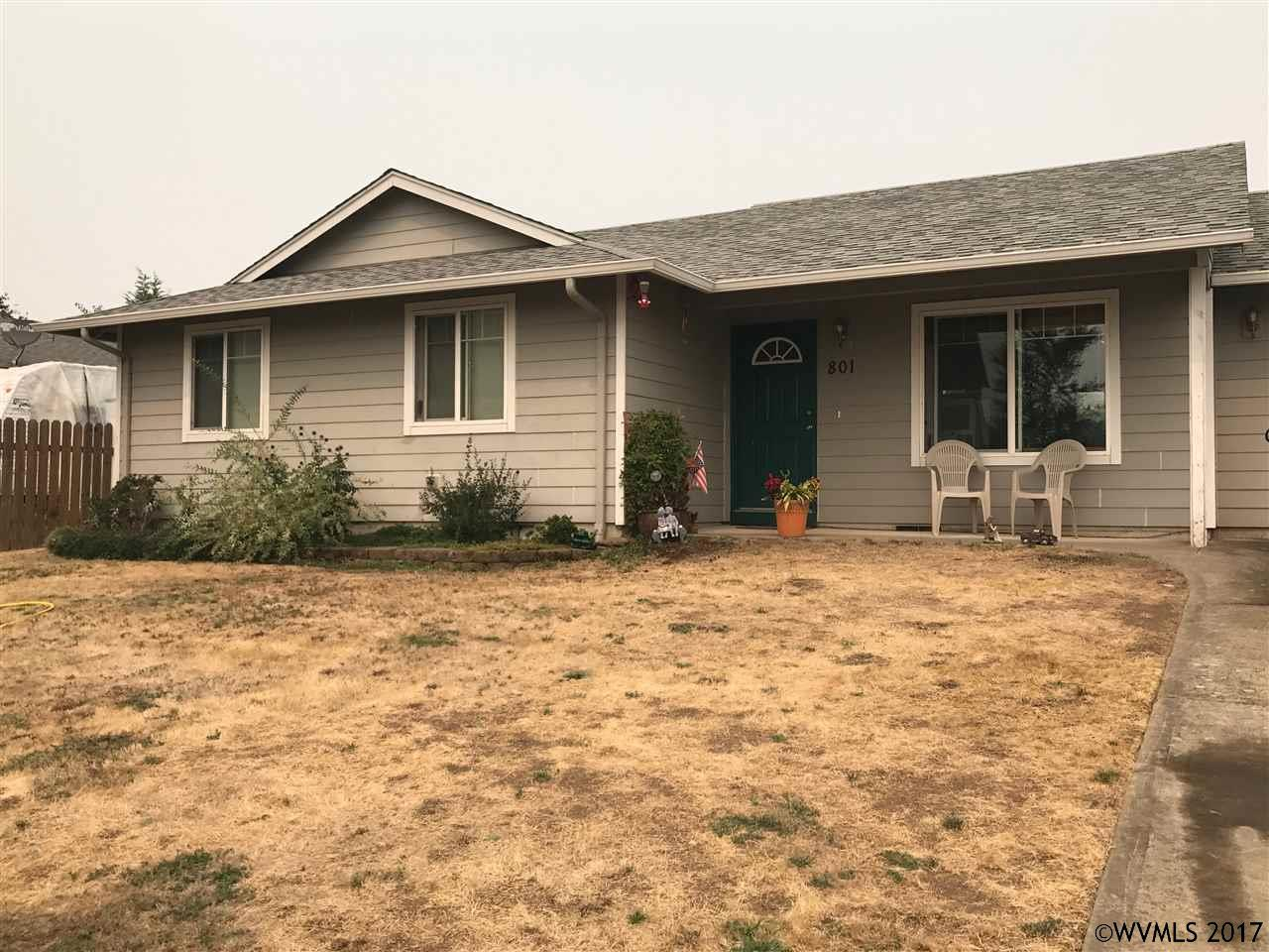 Photo of 801  Hobson St  Stayton  OR
