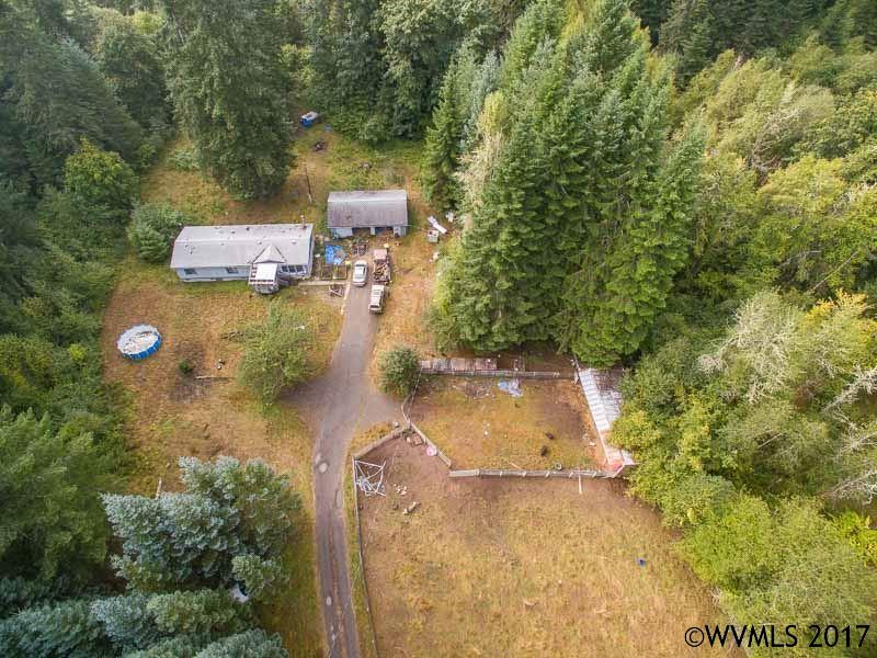 Photo of 16260 E Timber Rd  Vernonia  OR