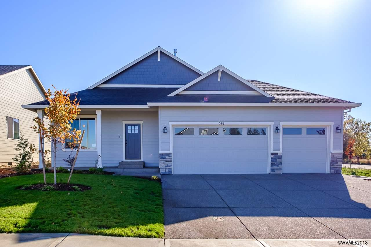 318 Makayla (lot #4) St Aumsville, OR 97325
