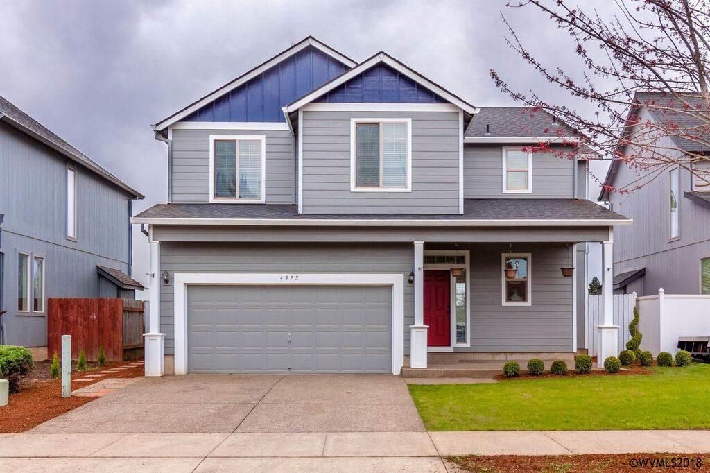 4575  Antonia Av NE, Salem, Oregon