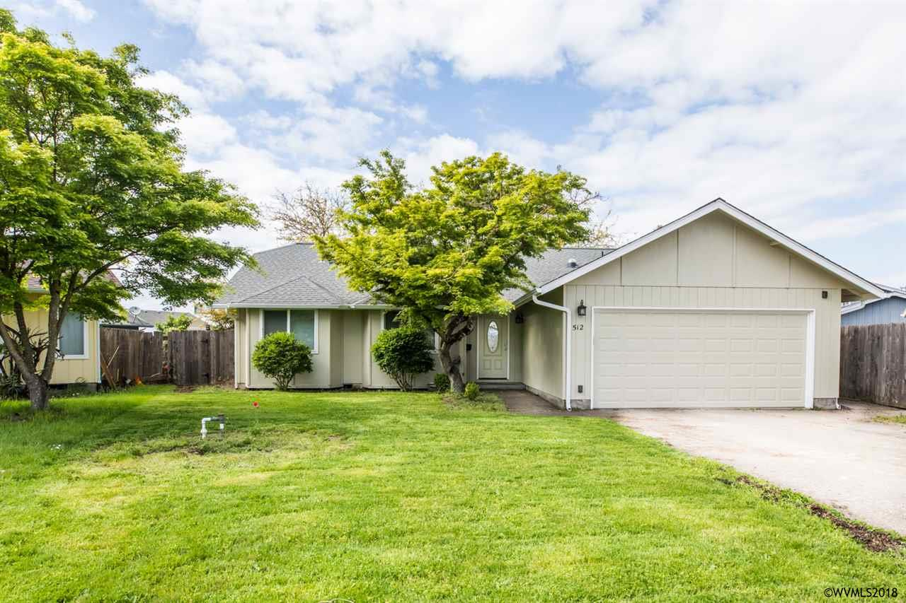 512 N Danebo Av, Eugene in Lane County, OR 97402 Home for Sale