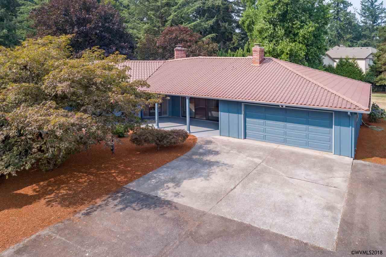6198 Rosemeadow Ln NE, Salem in Marion County, OR 97317 Home for Sale