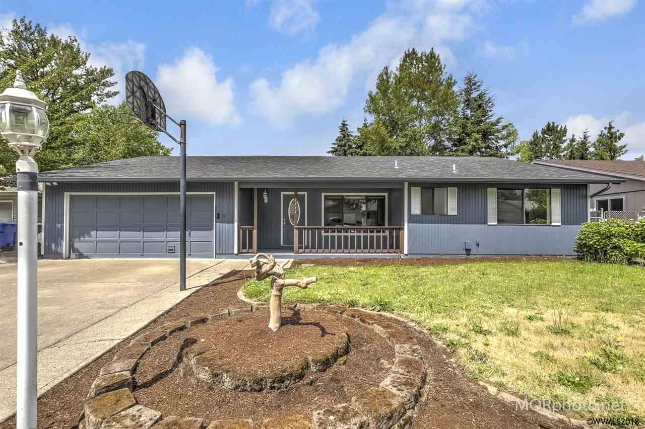 4741  Serra Ct NE, Salem in Marion County, OR 97305 Home for Sale
