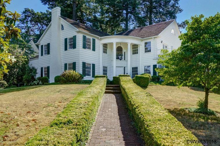 1815 Fairmount Av S, Salem, Oregon