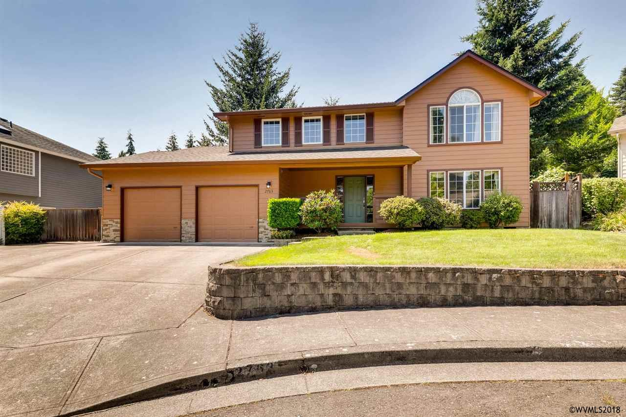 2763 Weatherford Ct NE, Salem in Polk County, OR 97304 Home for Sale