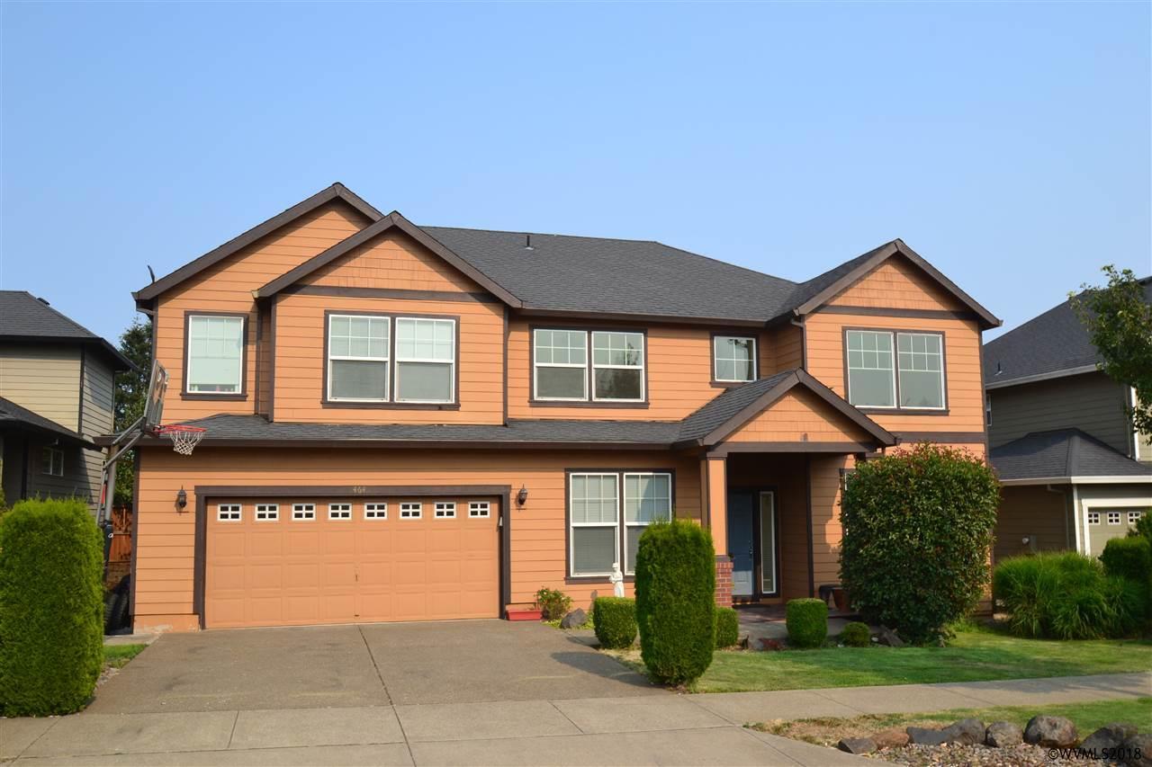 464 Eagles Wing St NW, Salem, Oregon