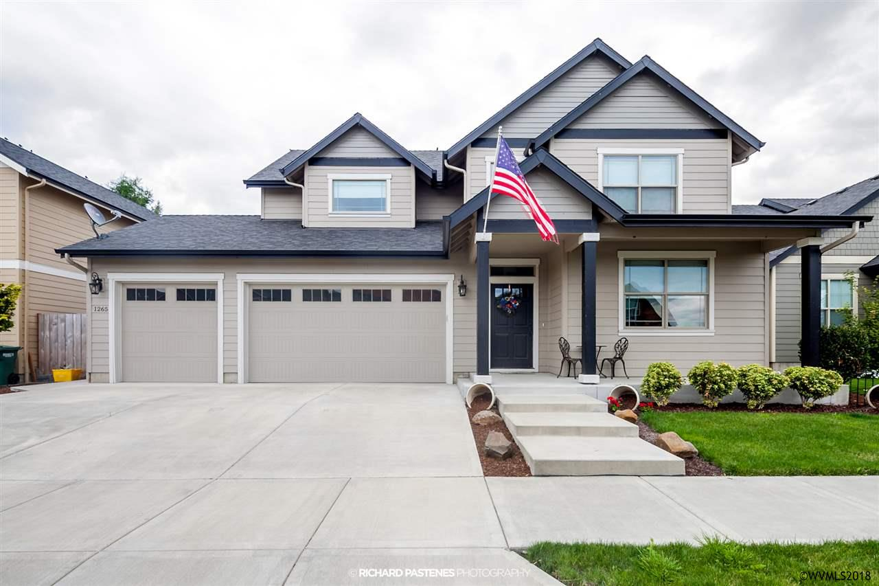 1265 S Eighth St Independence, OR 97351