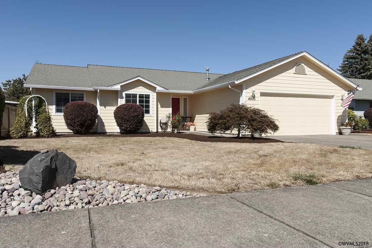 4805 Heathwood St NE, Salem, Oregon