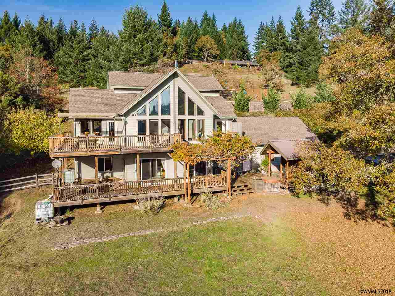 24856 Pleasant View Dr Philomath Or 97370 Home For Sale Mls 741686 Realtytrac