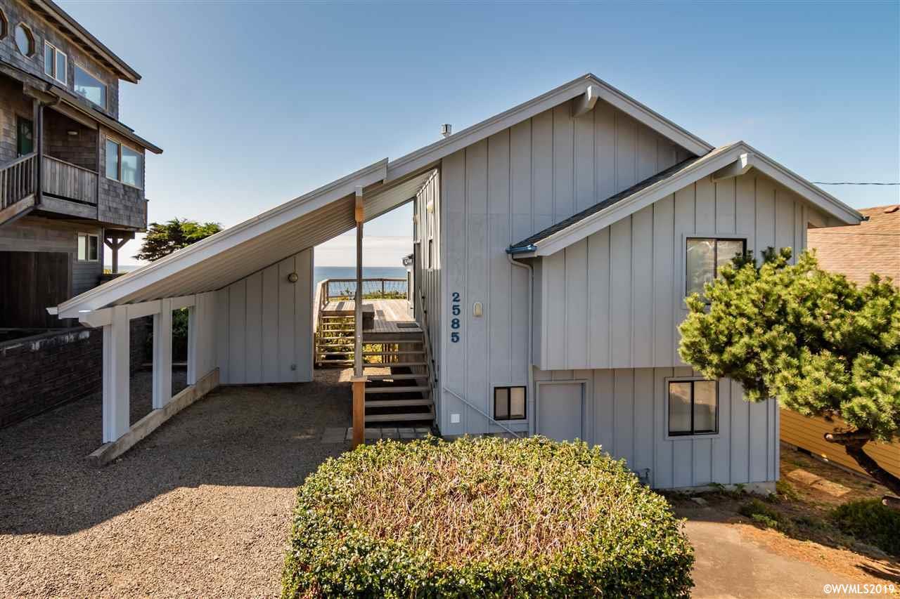 2585 SW Anchor Av, Lincoln City, Oregon