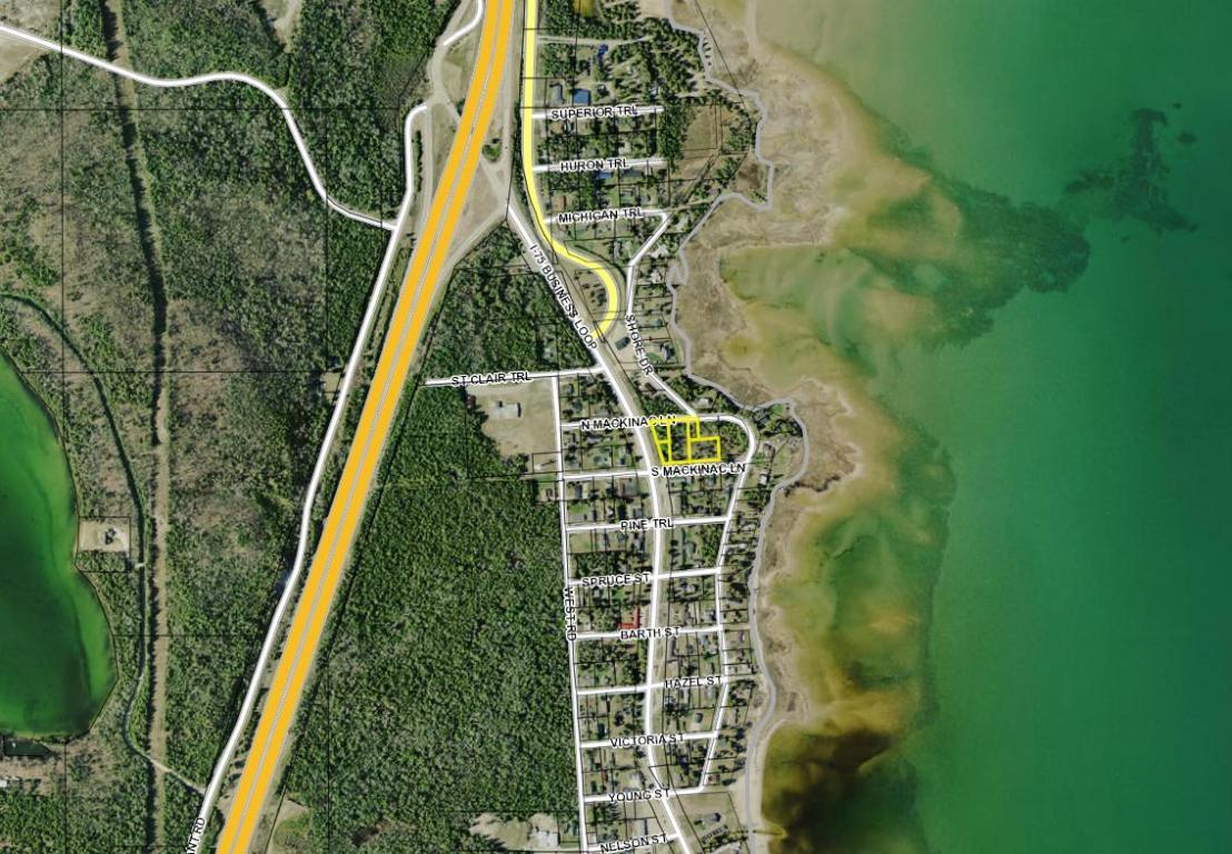 Real Estate for Sale, ListingId: 11054795, St Ignace,MI49781