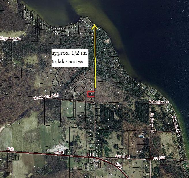 Real Estate for Sale, ListingId: 19254796, Burt Lake,MI49717