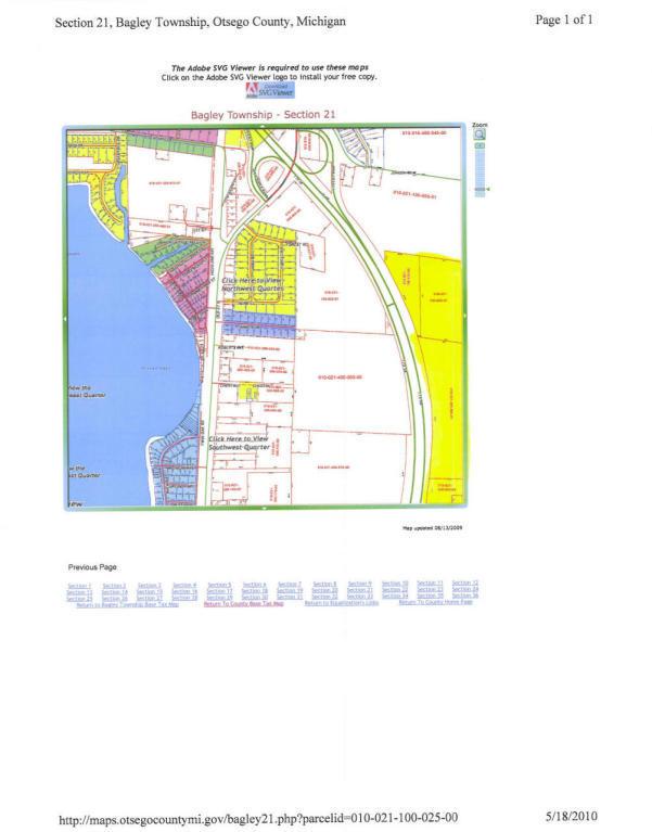 Real Estate for Sale, ListingId: 19273852, Gaylord,MI49735