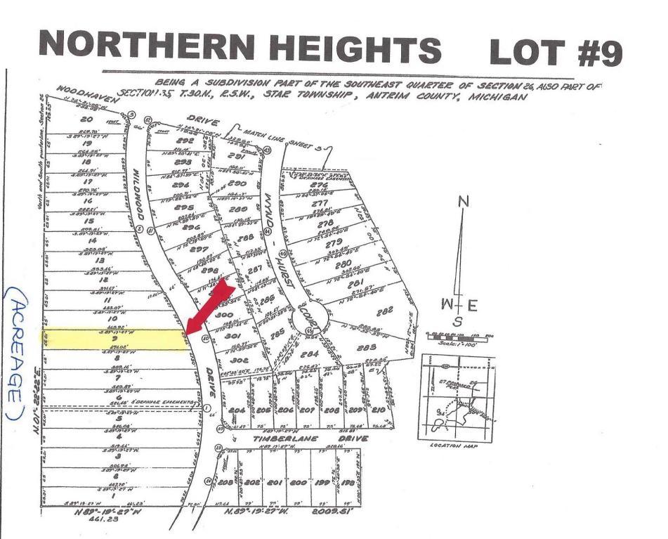 Land for Sale, ListingId:22144717, location: Wildwood Mancelona 49659
