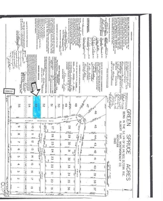 Real Estate for Sale, ListingId: 25696151, Lewiston,MI49756