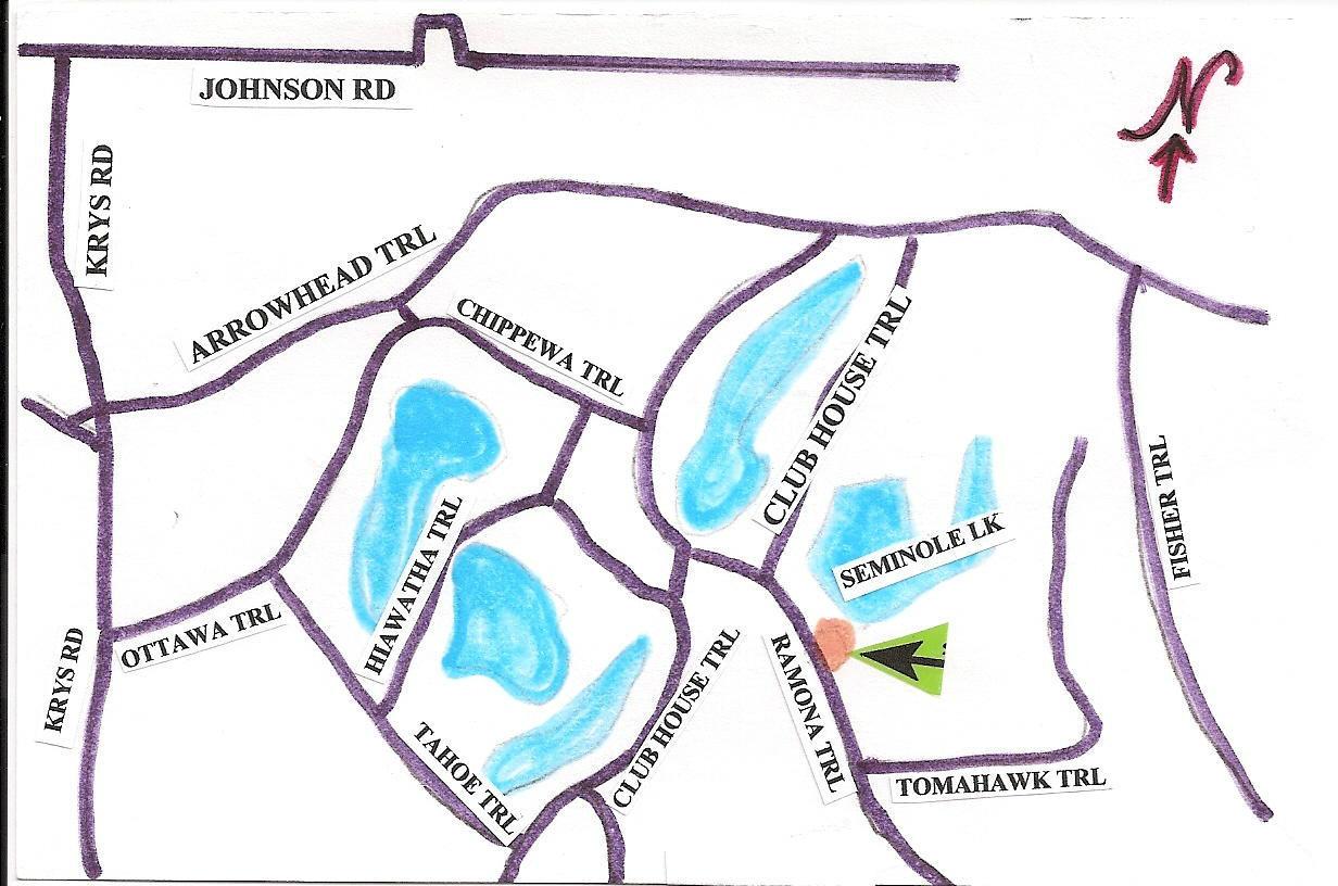 Ramona Trail Lots 13-16 Gaylord, MI 49735