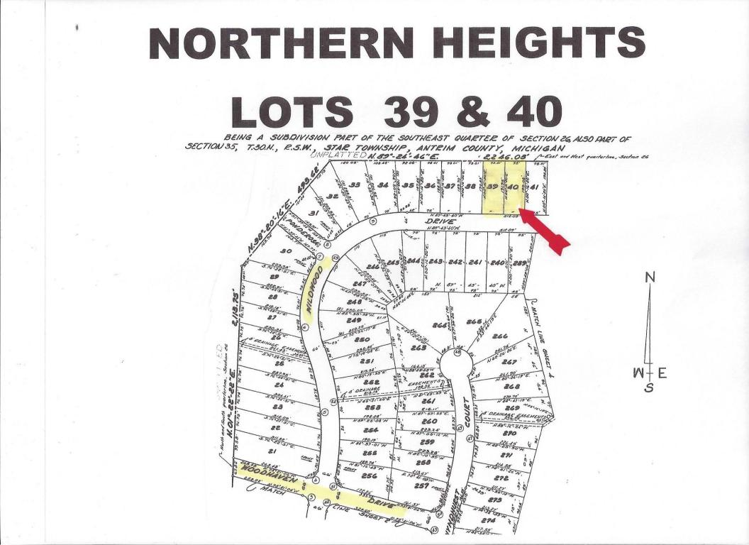 Land for Sale, ListingId:25915095, location: Wildwood Drive Elmira 49730