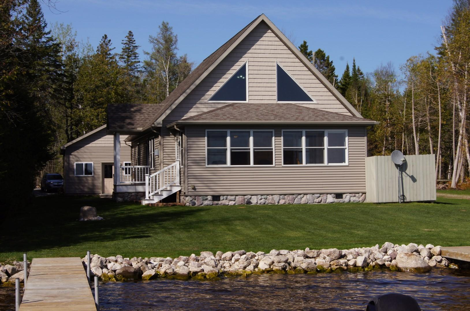 Real Estate for Sale, ListingId: 28197274, Moran,MI49760