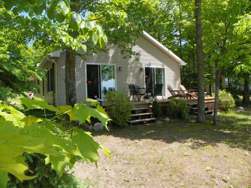 Real Estate for Sale, ListingId: 28556771, Carp Lake,MI49718