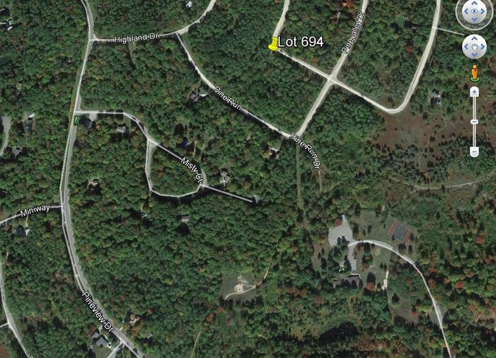 Land for Sale, ListingId:30233145, location: Pineview Elmira 49730