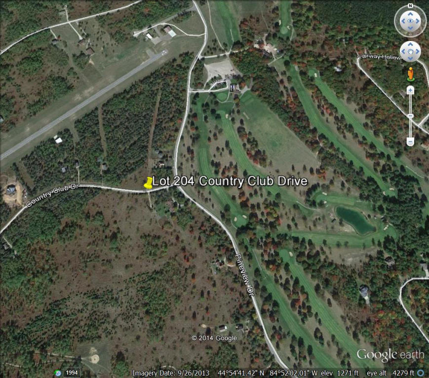 Land for Sale, ListingId:30233147, location: Country Club Drive Mancelona 49659