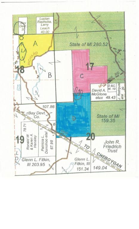 Real Estate for Sale, ListingId: 31861341, Millersburg,MI49759