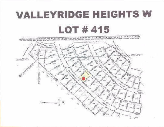 Land for Sale, ListingId:33367305, location: North Ridge Drive Mancelona 49659