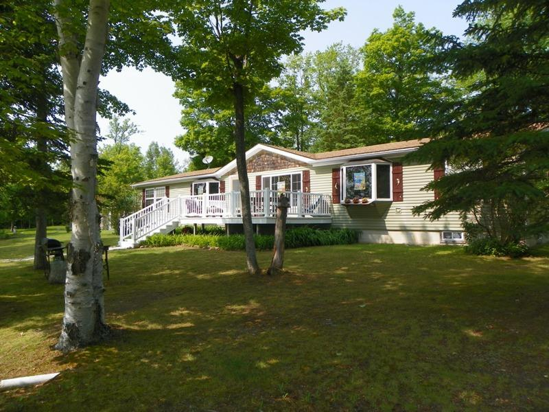 Real Estate for Sale, ListingId: 33533285, Carp Lake,MI49718