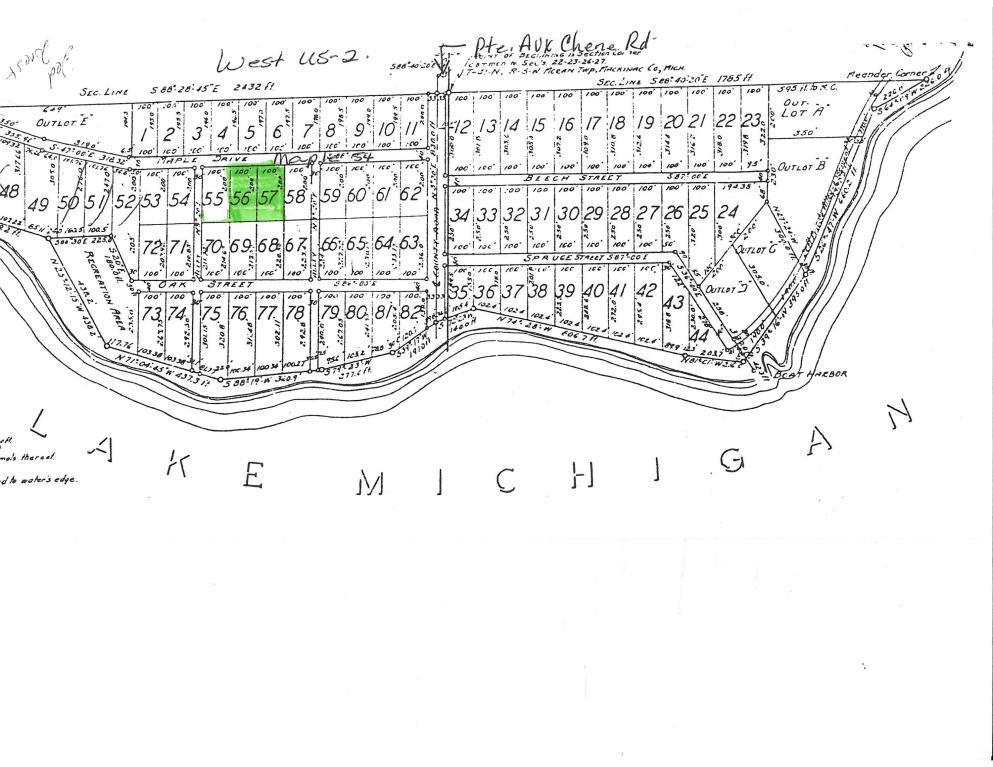 Real Estate for Sale, ListingId: 35920995, St Ignace,MI49781