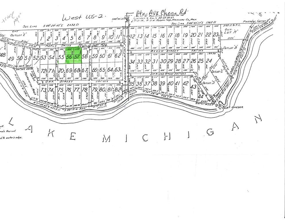 Real Estate for Sale, ListingId: 35920988, St Ignace,MI49781
