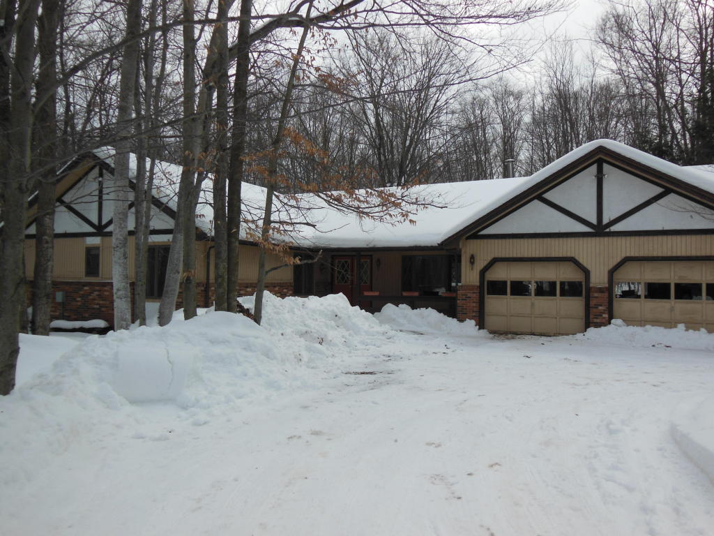 1627 Chicadee Court - one of homes or land real estate for sale in Gaylord