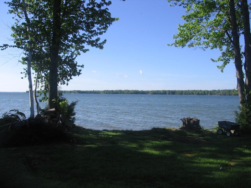 Michigan waterfront property in alpena hubbard lake for Hubbard lake mi fishing