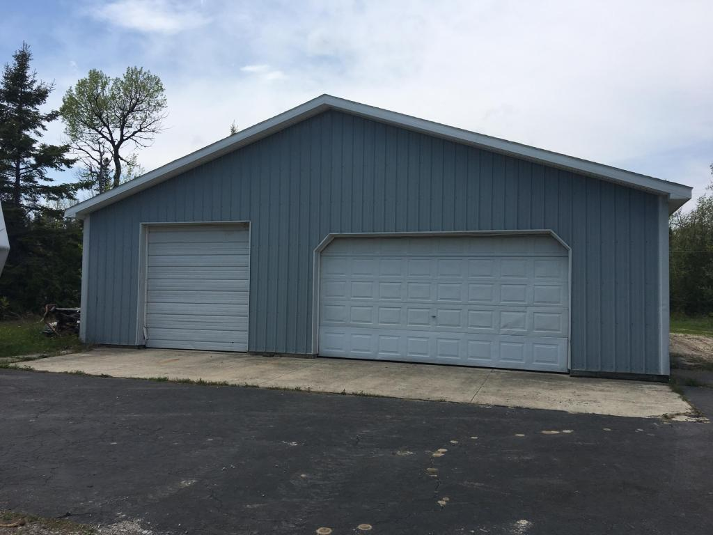 Acres residential land for sale presque isle for 16x10 garage door